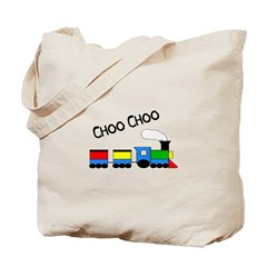 Choo Choo Trains! Tote Bag