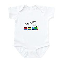 Choo Choo Trains! Infant Bodysuit