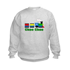 Choo Choo Trains! Sweatshirt