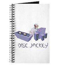 Disc Jackey (jockey) Journal