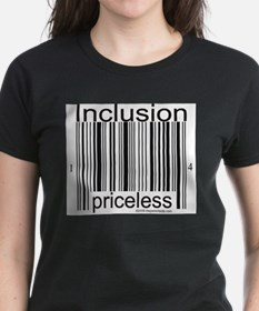 Inclusion Priceless T-shirts Tee
