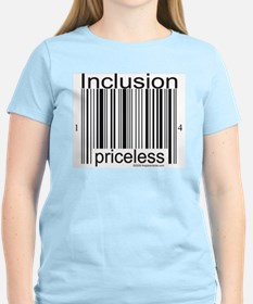 Inclusion Priceless T-shirts T-Shirt