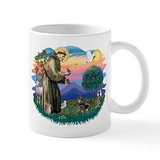St Francis #2/ Dachshund (BT) Mug