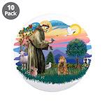St Francis #2/ Cocker (brn) 3.5