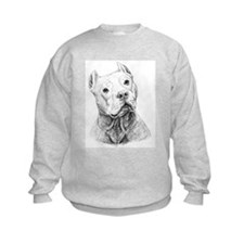 Sweatshirt - Doc the Pit Bull