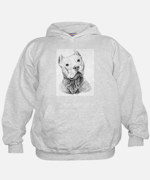 Hoodie - Doc the Pit Bull