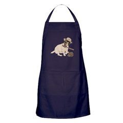 Fun JRT product, Baseball Fever Apron (dark)