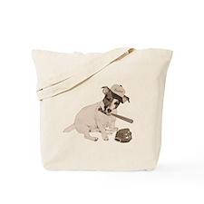 Fun JRT product, Baseball Fever Tote Bag