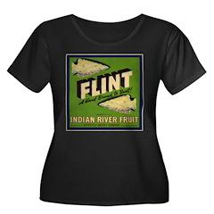Flint Fruit Crate Label T