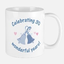 30th Anniversary Bells Mug