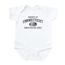 Connecticut Infant Bodysuit