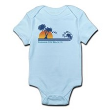 Panama City Beach Infant Bodysuit