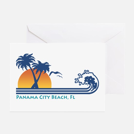Panama City Beach Greeting Cards (Pk of 10)