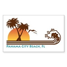 Panama City Beach Decal