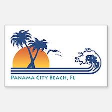 Panama City Beach Decal