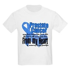 Grandpa Prostate Cancer T-Shirt
