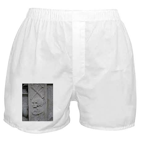 Jeane's Skull Boxer Shorts