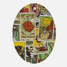 Tarot Ornament (Oval)