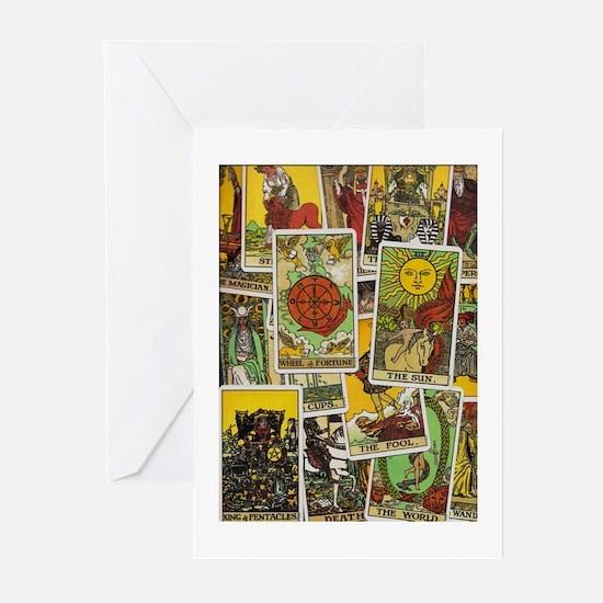 Tarot Greeting Cards (Pk of 10)