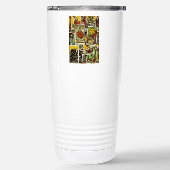 Tarot Stainless Steel Travel Mug