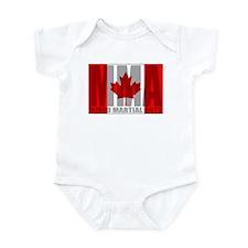 Canada MMA Infant Bodysuit