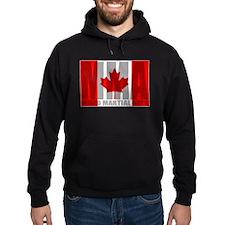Canada MMA Hoodie