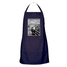 Cute Folk dancing Apron (dark)