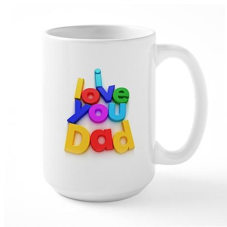 Artistic Photography Large Mug/ Dad themed