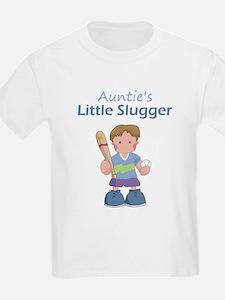 Auntie's Little Slugger T-Shirt