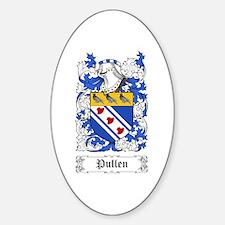 Pullen Sticker (Oval)