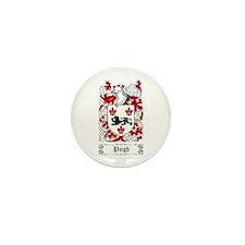 Pugh Mini Button (10 pack)