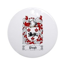 Pugh Ornament (Round)
