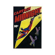 $4.99 Classic Captain MidNight Magnet