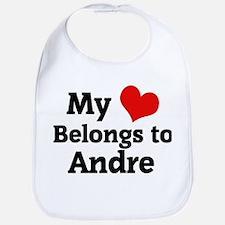 My Heart: Andre Bib