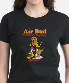Air Bud Hockey Tee