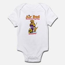 Air Bud Hockey Infant Bodysuit