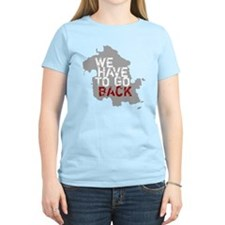 LOST We Have To Go Back Women's Light T-Shirt