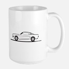1965 Mustang Fastback Mug