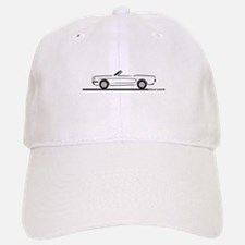 1965 Mustang Convertible Baseball Baseball Cap