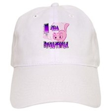 Clip Cat Baseball Cap