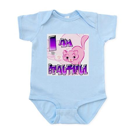 Clip Cat Infant Creeper