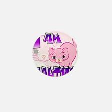 Clip Cat Mini Button