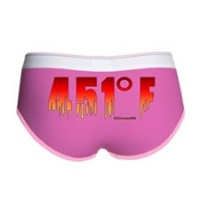 451 Degrees Fahrenheit Women's Boy Brief