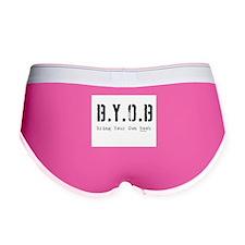 B.Y.O.B. Women's Boy Brief