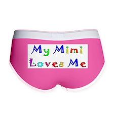 My Mimi Loves Me! (Multi) Women's Boy Brief