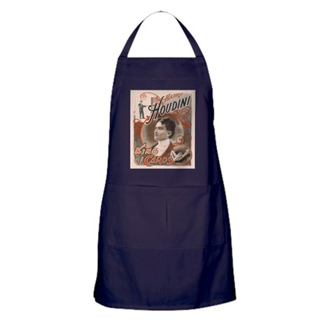 Houdini Performance Poster Apron (dark)