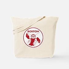 Boston Lobster Tote Bag