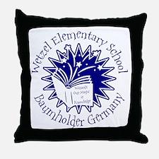 Unique Dodds Throw Pillow