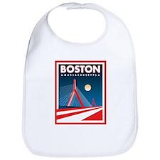 Boston Zakim Bridge Bib
