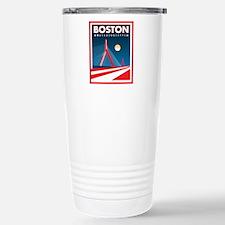 Boston Zakim Bridge Travel Mug